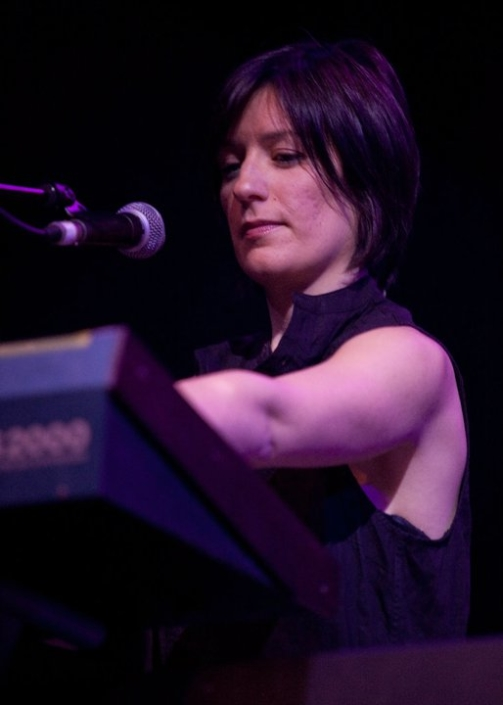 Kim Edgar, Queen's Hall, Edinburgh