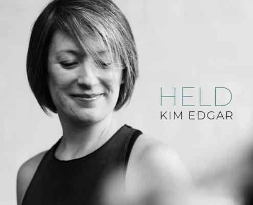 Held by Kim Edgar